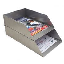 Stainless Steel Filing Tray