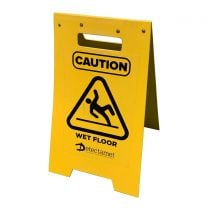 Metal & X-Ray Detectable Floor Sign