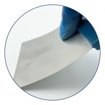 Detectable Flexible or Rigid Scraper with Stainless Steel Blade